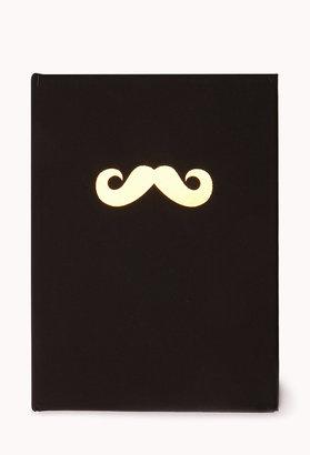 Forever 21 Mustache Sticky Notes Set