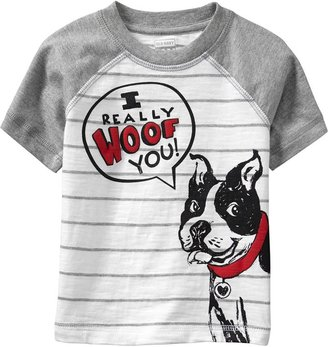 Old Navy Humor-Graphic Short-Sleeve Tees for Baby