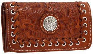 American West Harvest Moon Wallet