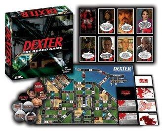 Dexter GDC - GameDevCo Board Game