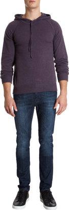 Barneys New York CO-OP Long Sleeve Pullover Hoodie