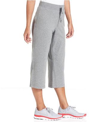 Style&Co. Sport Pants, French-Terry Capri Sweatpants