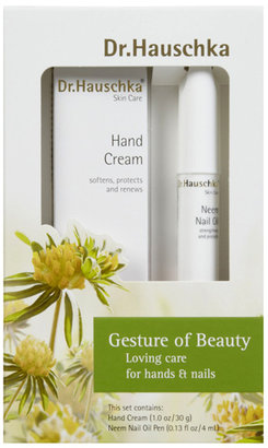 Dr. Hauschka Skin Care Gesture of Beauty Hand and Nail Set
