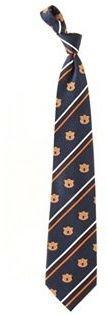 Adult Auburn Tigers Cambridge Silk Tie $40 thestylecure.com