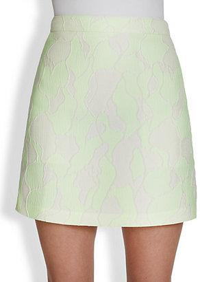 3.1 Phillip Lim Jacquard Skirt