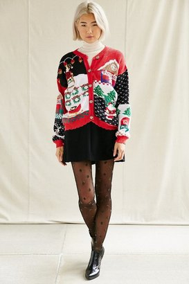 Urban Outfitters Urban Renewal Vintage Ugly Holiday Sweater
