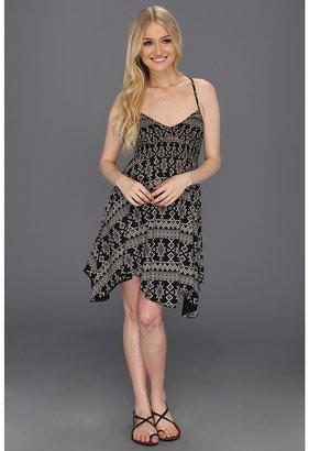 Billabong Wave Daisy Dress (Off Black) - Apparel