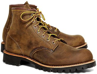 """Red Wing Shoes 2947 6"""" Round Lug Sole"""