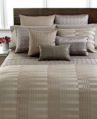 Hotel Collection CLOSEOUT! Bedding, Atrium King Duvet Cover
