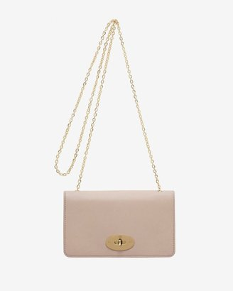 Mulberry Bayswater Wallet Clutch: Oatmeal