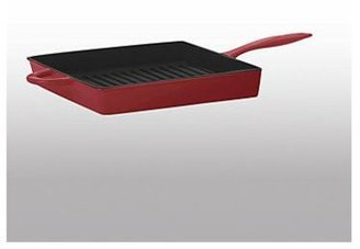 Mario Batali by Dansk 11-in. Square Grill Pan, Chianti