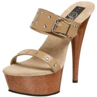 Pleaser USA Women's Delight-602-9 Sandal