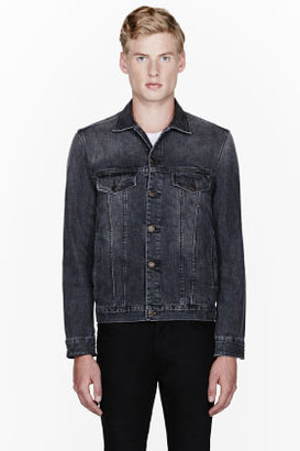 Paul Smith Charcoal grey Western Denim Jacket
