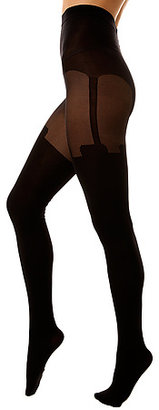 House of Holland The Mesh Super Suspender Tights