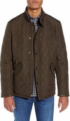 Barbour 'Powell' Regular Fit Quilted Jacket