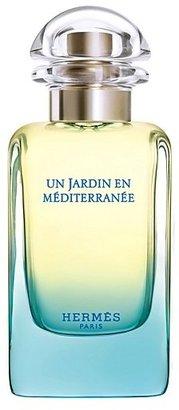 Hermes Un Jardin en Méditerranée Eau de Toilette Natural Spray 1.6 oz.