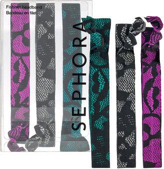 Sephora Fishnet Headbands