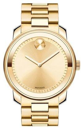 Men's Movado 'Bold' Bracelet Watch, 43Mm $795 thestylecure.com