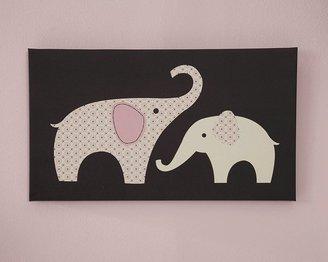 Carter's Pink Elephant- Wall Art-1Pc.