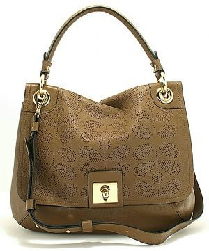 Orla Kiely Sixties Stem Punched Ivy Bag
