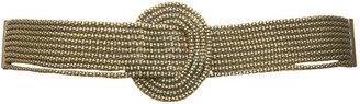 Arden B Snake Chain Ring Multi Layer Belt