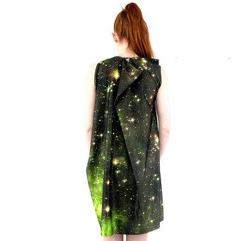 Shadowplaynyc Absinthe Galaxy Dress