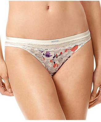 Calvin Klein Tonal Roses Bikini Panty