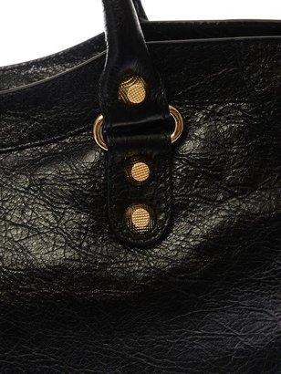 Balenciaga Giant City leather tote