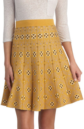 Up, Up and Chalet Skirt