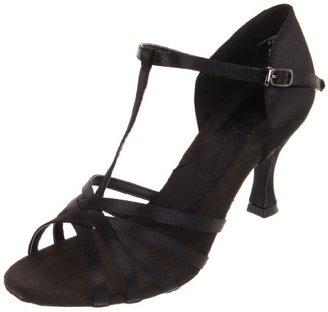 Capezio Women's Dancesport Ashley 2.5 Inch Sandal
