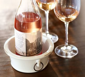 Pottery Barn Rhodes Bottle Coaster