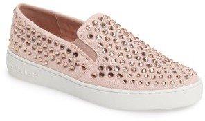 Women's Michael Michael Kors Keaton Slip-On Sneaker $119.95 thestylecure.com