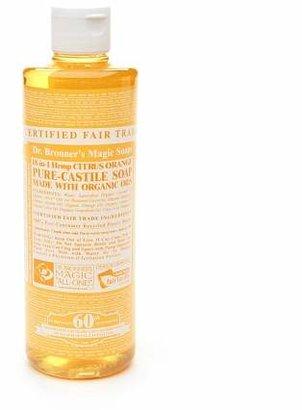 Dr. Bronner's 18-IN-1 Hemp Pure-Castile Soap Organic Citrus Orange