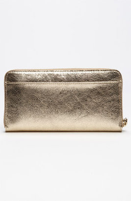 Kate Spade 'harrison Street - Metallic Lacey' Wallet