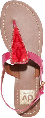 Dolce Vita Shoes, Domino Flat Thong Sandals