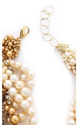 Erickson Beamon AERIN Twisted Necklace