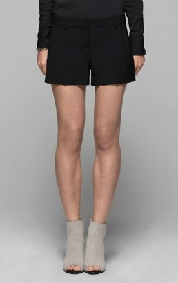 Theory Esther Short in Tailor Stretch Wool