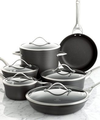 Calphalon Contemporary Nonstick 11-Pc. Cookware Set