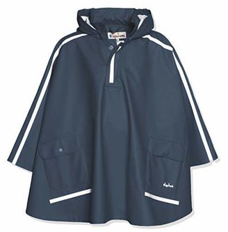 Playshoes Poncho Especially For Satchel Baby Boy's's Rain Coat,6 Years