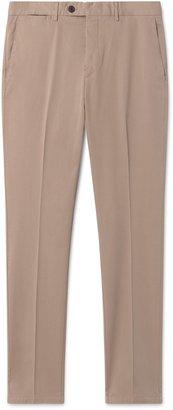 Hackett Kensington Slim Fit Cotton Chino Trousers