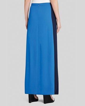 BCBGMAXAZRIA Maxi Skirt - Jane Color Block