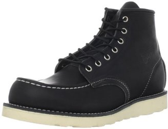 Red Wing Shoes Men's Classic Work 6-Inch Moc-Toe Boot