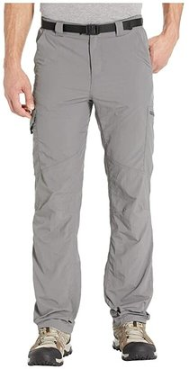 Columbia Silver Ridge Cargo Pant (Collegiate Navy) Men's Clothing