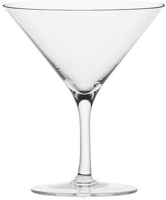 Crate & Barrel True Martini Glass
