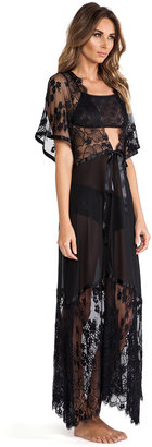 Anastasia For Love & Lemons Robe