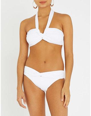 Seafolly Goddess bikini top, Women's, Size: 16, Indigo