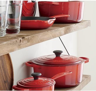Crate & Barrel Le Creuset ® Signature Round Cerise Red French Ovens with Lid