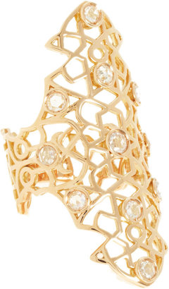 Repossi Rose Gold & Diamond Maure Ring