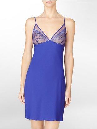 Calvin Klein Nightingale Lace Chemise