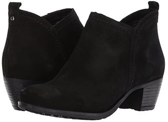 Eric Michael Michelle (Black) Women's Wedge Shoes